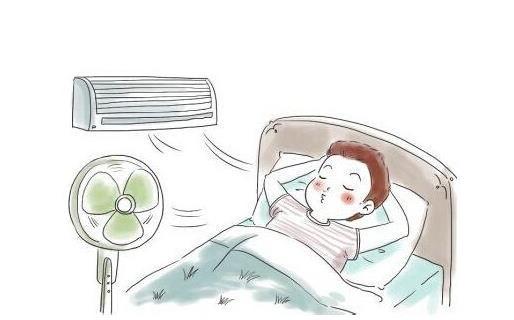 夏季如何预防冷气病