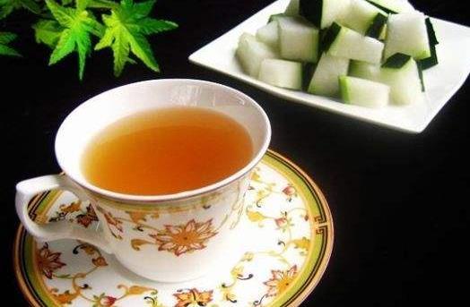 教你如何自制菠萝味冬瓜茶