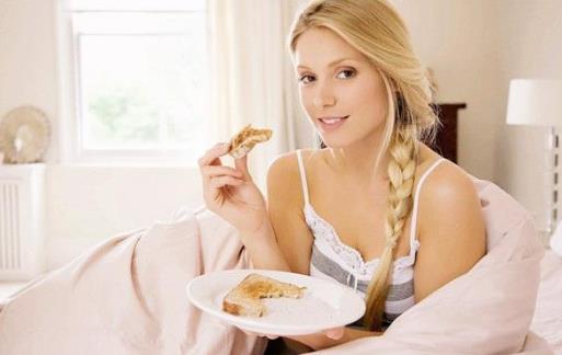缓解早孕反应的饮食方案