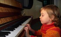 让孩子学钢琴的最佳年龄