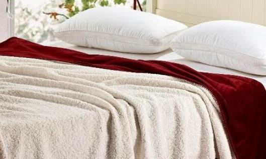 不同毛毯的清洗方法