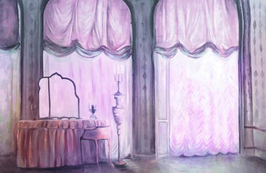 不同窗簾的清洗方法