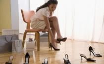 女人穿这些鞋子脚部最受罪!