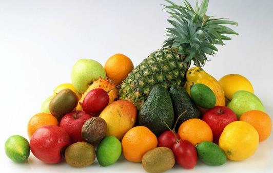 多吃这些水果有利于身体健康
