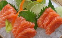 男人想强壮 多吃三文鱼