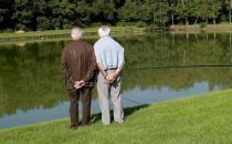 打打太极拳有益中老年人减肥