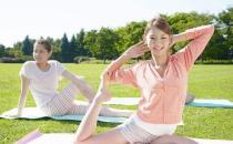 几招瑜伽姿势帮你调节身体机能