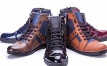 男士挑选皮鞋以舒适为原则