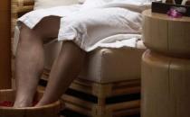 足浴可有效改善亚健康