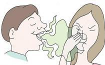 导致口臭的原因都有哪些
