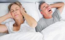 教你五种方法让男人告别打呼噜
