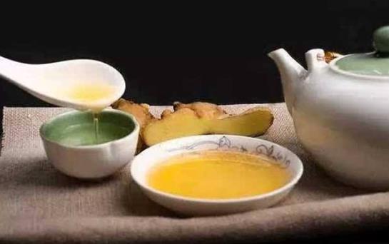 生姜水的作用超乎你的想象!