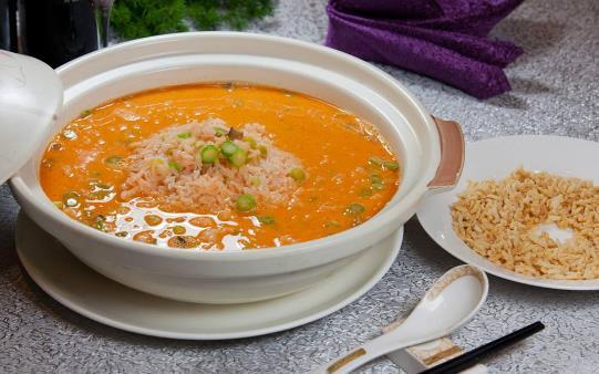 吃汤泡饭也要注意细嚼慢咽!