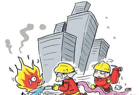 高楼发生火灾应该如何逃生