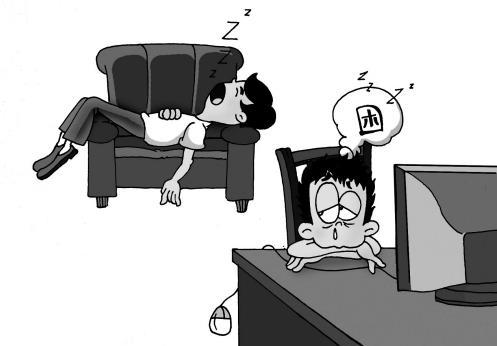 冬季犯困原因 晚上睡好觉保持好心情并吃正确的食物