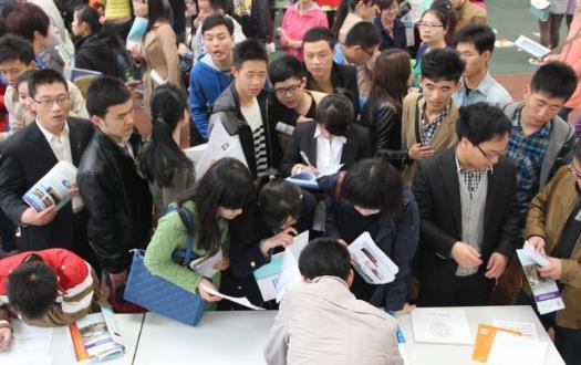 大学生最易就业的八大岗位!