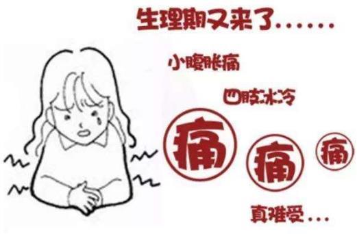 痛经的原因症状及危害 减轻例假疼痛的有效方法