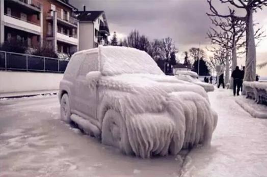 冬季6大汽车故障解决方法 让你的爱车安全过冬