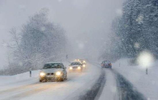 冬季行车注意事项 冬季车祸多发四个危险时段提醒