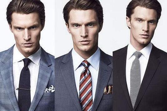 男人领带的颜色怎么选