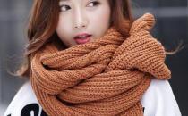 长围巾的各种围法 如何围围巾好看
