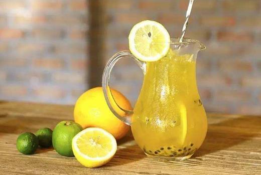 百香果水果茶的做法是什么?