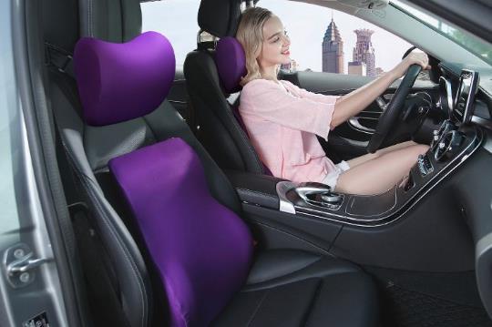 司机开车长期久坐腰酸屁股疼 调整驾驶坐姿是关键