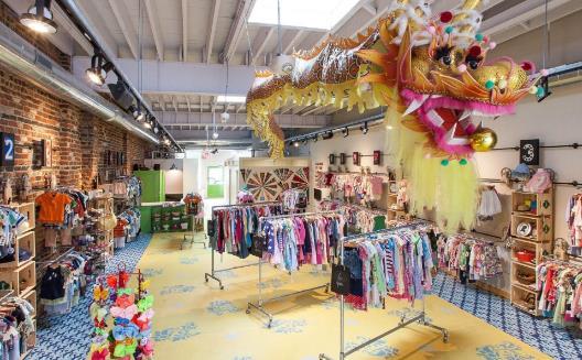 2019女性创业开这三种店:童装店花店和蛋糕烘焙店
