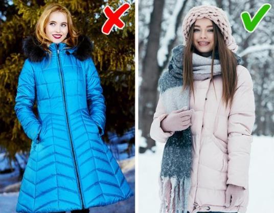 在冬天 10个让女性变得更丑的时尚穿搭 并且都已过时