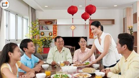 过年吃得太油腻易肥胖 过年要牢记十大饮食原则