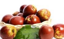 吃冬枣的益处 防治心血管疾病还能提高免疫力