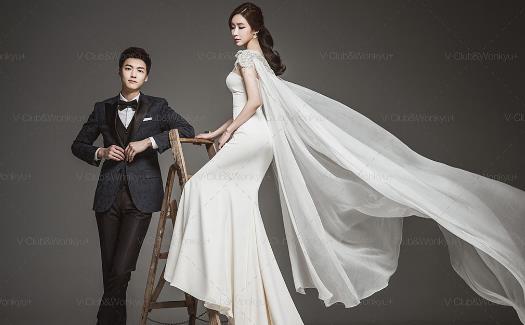 想要拍的婚纱照有感染力 看婚纱照情侣pose大全指南
