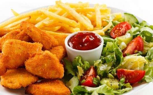 油炸食物香脆好吃 减少油炸食物不健康性的方法