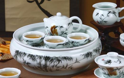 功夫茶茶具的种类繁多 茶具的种类及挑选小技巧