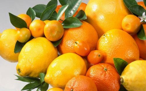 柑橘类水果虽有营养 进食过多会增肥哦
