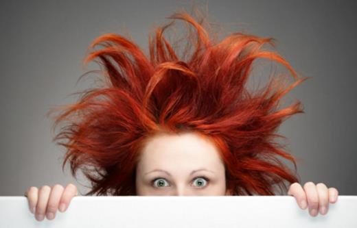 经期染发易引起头痛 经期保健的注意事项