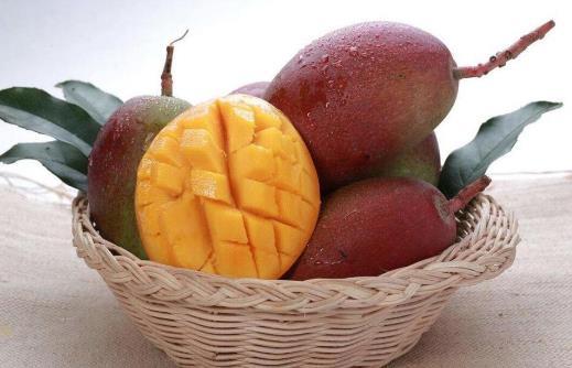 吃芒果的六大健康益处