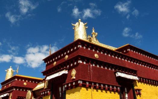 佛教寺院常识及游览禁忌