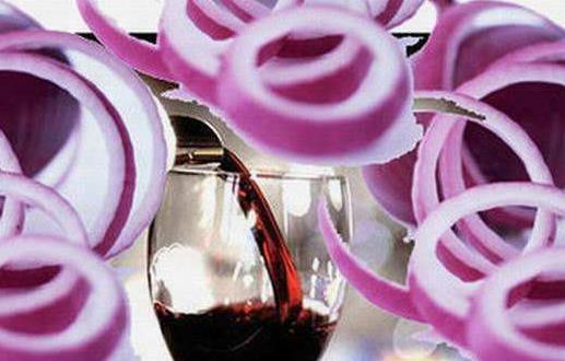 洋葱干红葡萄酒的疗效 洋葱干红葡萄酒的制法