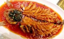 教你在家把糖醋鱼做出饭店味道 简单好学易上手