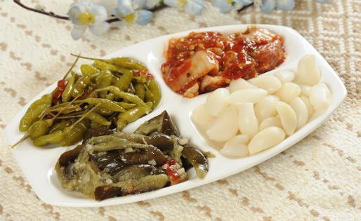 """中国最有名的5大咸菜,图4米饭""""杀手"""",感觉比泡菜强多了"""