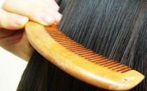 每日梳头的好处 日梳百遍秀发飘逸