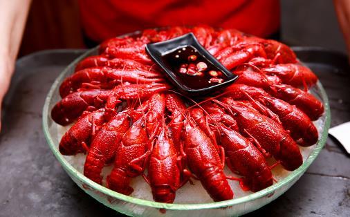 燃烧吧!小龙虾 五种风味来袭