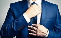用不到一分钟就能打出漂亮的领带 领结式样大全