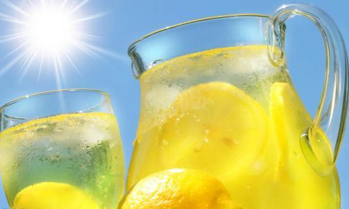 柠檬功效大揭秘 教你泡一杯优质柠檬水让你清凉度夏