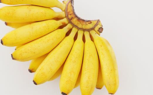 香蕉口感好且营养丰富功效多多 香蕉美味新吃法推荐