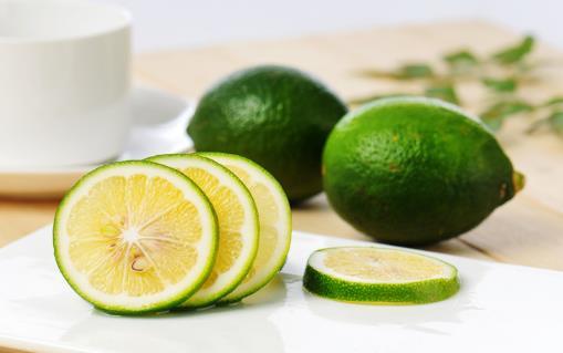 挑选青柠檬有妙招