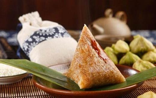 端午节棕叶飘香 健康吃粽子的窍门