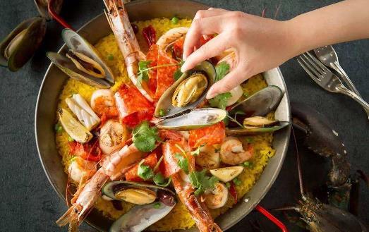 西班牙海鲜饭的做法 满足你的胃口