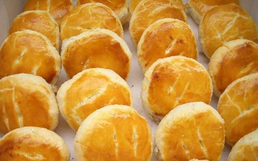 广东潮州点心老婆饼的由来 老婆饼的制作方法